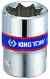 """King Tony 1/4"""" Kézi dugókulcs 8*"""
