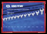 King Tony 12 részes villáskulcskészlet 6-32 mm