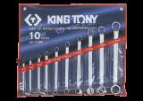 King Tony Kong Tony 10 részes csillagkulcskészlet 75° 6-32 mm