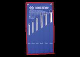 King Tony 6 részes csillagkulcskészlet extra hosszú 10-24 mm