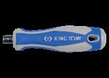 King Tony Csavarhúzó nyél megfordítható szárhoz