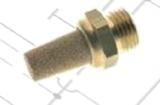 Hangtompító - külső menetes (KM)