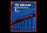 King Tony 9 részes csapkiütő készlet (2-14 mm)