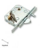 art. 350 Zárszerkezet tolókapukhoz cilinderközéppel, kulccsal