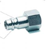 Gyorscsatlakozó - DN7,5 - belső menetes - dugó (KM)