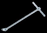 King Tony Csuklós T-kulcs (390~500 mm)