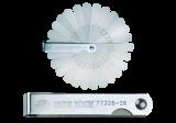 King Tony Hézagmérő 26 pengés 0,038-0,635 mm