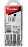Makita SDS-Plus 4 Plus 5db-os készlet