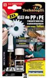 Technicoll Két Komponensű PP-PE Ragasztó 4g+4 ml