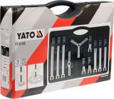 YATO 12 részes csapágylehúzókészlet