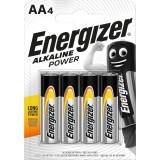 Energizer MAX AA Lithium Ceruza Elem 4db-os