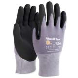 ATG MaxiFlex Ultimate Mártott Munkavédelmi Kesztyű VE144 EN388 Nitril 34-874