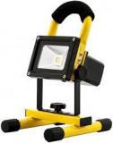 Avide Led Reflektor Akkumulátoros  Tölthető 20W NW 4000K