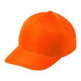 Baseball Sapka Narancs