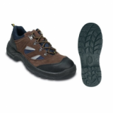 Corverguard Copper Low S1P Barna Munkavédelmi Cipő