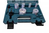 Makita Bimetál körkivágó készlet 9db-os 19-57 mm vízvezetékszerelőknek
