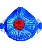 DeltaPlus Spidermask FFP3 Kék kosaras