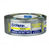 Dolphin Blue Dolphin Duct Tape ragasztószalag szürke 48mm*50m