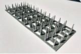 Fogazott lemez D BC 120*150*1,3 mm
