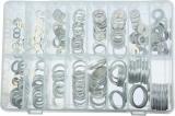 Alumínium Tömítő alátét (tömítő gyűrű)