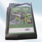 Geotextilia talajtakaró Fekete 1,6*10 M UV stabil 50g/m2