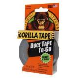 Gorilla Handy Roll Ragasztószalag 25mm*9m Fekete