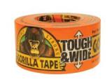 Gorilla Tough&Wide Ragasztószalag 73mm*27m Fekete