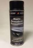 Motip Hőálló Matt Fekete Spray 400 ml 650FC