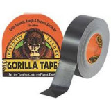 Gorilla Ragasztószalag Szürke 32m 48mm (32*48) Duct Tape To-Go