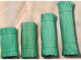 Kötözőszál Műanyag bevonatú 10 cm / 1000 db / 0,27 kg