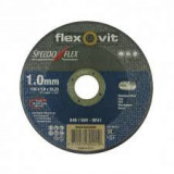 Speedoflex Vágókorong 125*1,0*22,2mm Fém-Inox