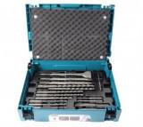 Makita SDS-Plus Fúró- és Vésőkészlet 17 db-os MakPac kofferben
