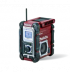 Makita Li-ion Bluetooth Akkus Rádió Z Bordó 7,2V-18V CXT LXT
