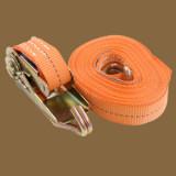 Rakományrögzítő 2 részes 10T/8M Narancs