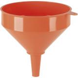 Pressol Szűrőbetétes Műanyag Tölcsér 160mm*1,2L Narancs