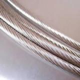 Drótkötél PVC bevonattal