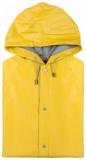 Esőkabát PVC Hosszú Sárga XL