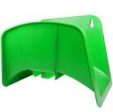 Siroflex Műanyag Tömlőtartó Falra Szerelhető Zöld
