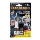 Technicoll Két Komponensű PP-PE Ragasztó 8g+8 ml