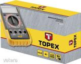 TOPEX Multiméter Univerzális
