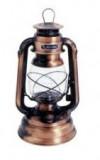 Viharlámpa 250 mm klasszik bronz