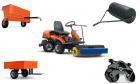 Husqvarna Traktor és Rider Tartozékok