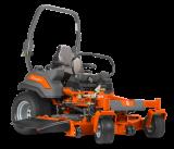 Husqvarna Z560X helyben megforduló traktor vágóasztallal