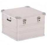 Alumínium doboz, térfogat kb. 240 liter