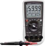 VOLTCRAFT VC276 (K) Kézi multiméter Kalibrált: ISO CAT III 600 V Kijelző (digitek): 6000