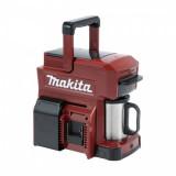 Makita DCM501ZAR Akkus kávéfőző magenta 10,8V-14,4V-18V (akku és töltő nélkül)