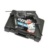 Makita HR2470BX40 SDS-plus fúró-vésőkalapács (kofferben) + fúrószár készlet