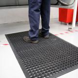 RP010001 Rampmat ipari álláskönnyítő szőnyeg, 0.9 x 1.5 m