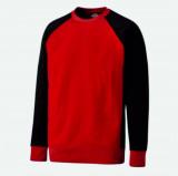 Dickies Two Tone munkaruha pulóver Fekete/Piros
