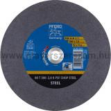 80 T 300-2,8 K PSF CHOP STEEL/25,4